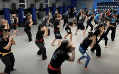 Creative Martial Arts Expert Kicks New Life Into His School During COVID