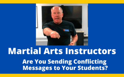 Video: Are You Sending Conflicting Messages to Your Students?